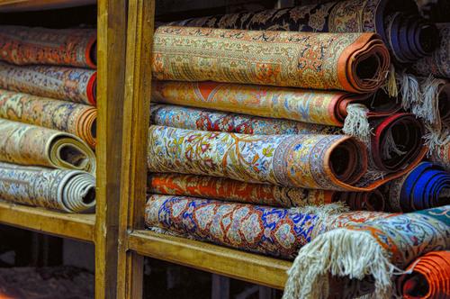 Persian Carpet Cleaning Service In Singapore