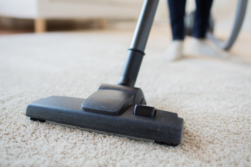 Cleaning Of Rug