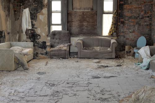 Sofa Moldy