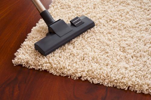 Deep Clean Carpet After Renovation