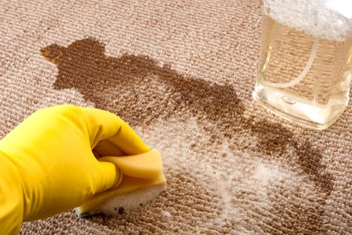 Carpet Wine Stains