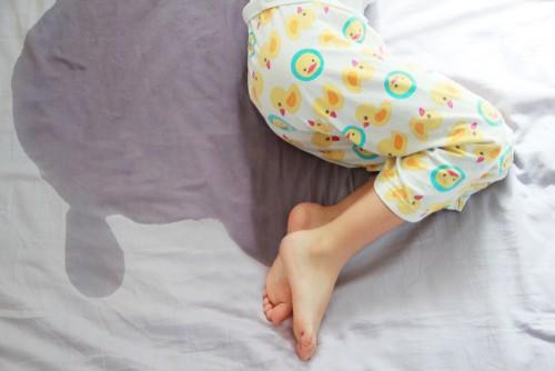 Urine on mattress