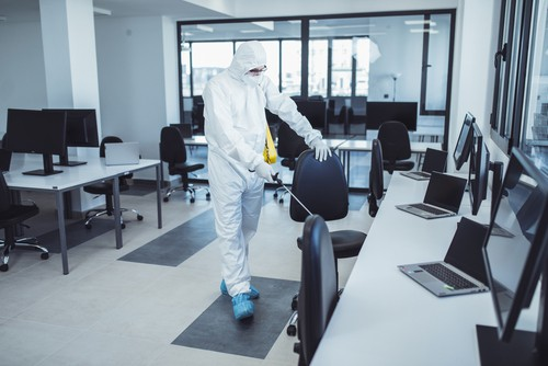 How to Keep Office Germs and Bacteria Free?